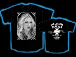 R I P Michelle Black T-Shirt