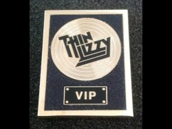 Thin Lizzy VIP Pin