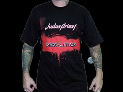 Demolition Album T-Shirt
