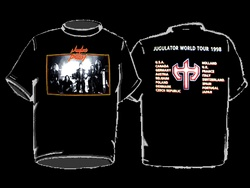 Jugulator Band Photo T-Shirt